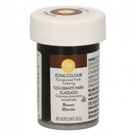Wilton Icing Color - Brown 28g