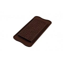 Silikomart 3D Silikonform Love Choco Bar