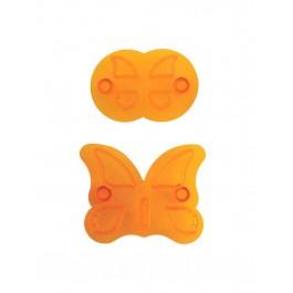 JEM Austecher Set Schmetterlinge