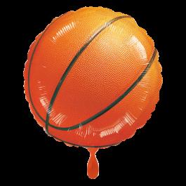 Ballon Basketball inkl. Helium