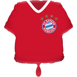 Ballon XXL FC Bayern München  inkl. Helium