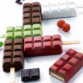 Silikomart Silikonform Eis Choco Stick