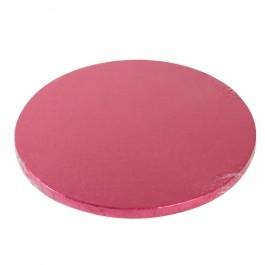 FunCakes Cake Drum Round Ø30cm - Cerise