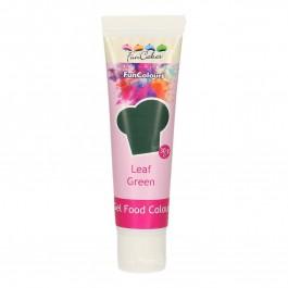 FunCakes Edible FunColours Gel - Leaf Green 30g