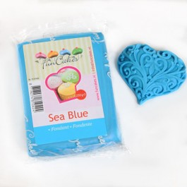 FunCakes Rollfondant - Sea Blue 250g
