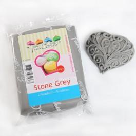 FunCakes Rollfondant - Stone Grey 250g