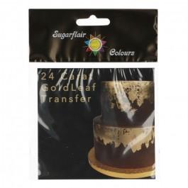 Sugarflair 24 Carat Blattgold