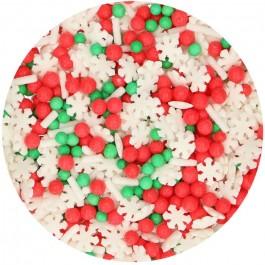 FunCakes Sprinkle Medley -Christmas- 60g