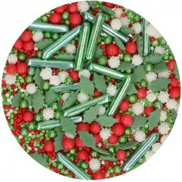 FunCakes Sprinkle Medley -Holiday- 65g