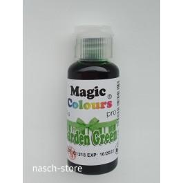 Magic Colours Pro Gel - Garden Green 32g