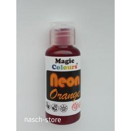 Magic Colours Gel - Neon Orange 32g