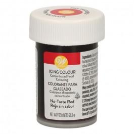 Wilton Icing Color - Red no taste 28g