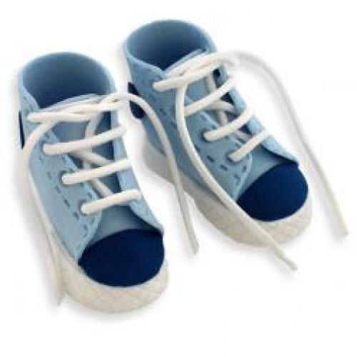 JEM High Cut Sneaker Ausstecher Set 6 tlg.