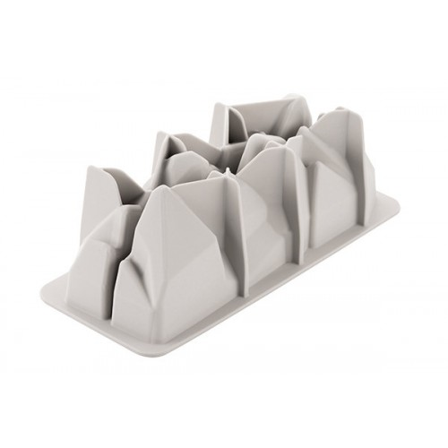 Silikomart 3D Silikon-Backform Artic