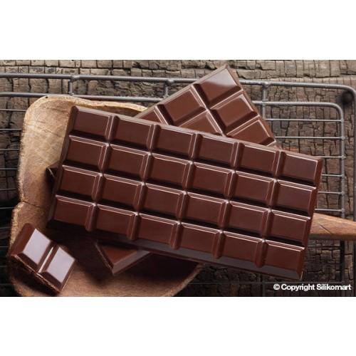 Silikomart 3D Silikonform Classic Choco Bar