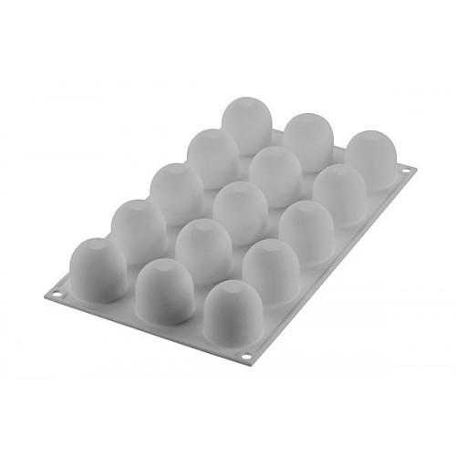 Silikomart 3D Silikon-Backform Mini Puff