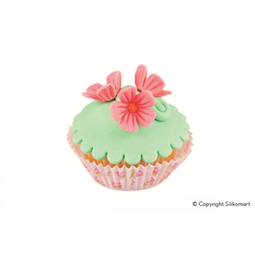 WonderCakes Ausstecher Mini Spring Flower Set