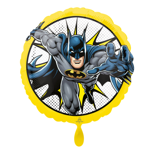 Ballon Batman inkl. Helium