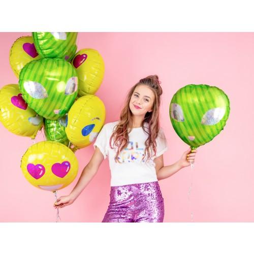 Ballon Ufo inkl. Helium