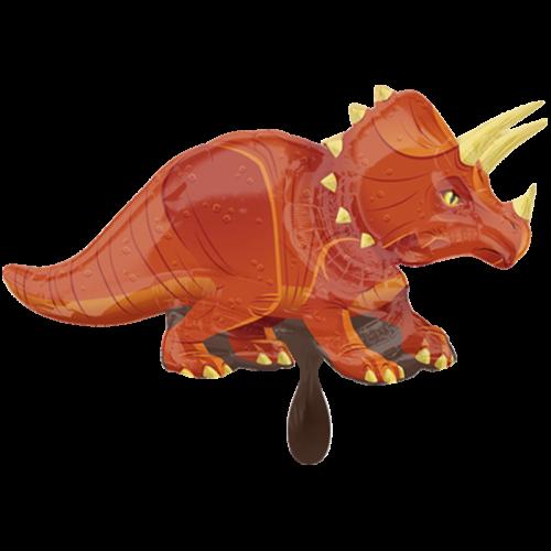 Ballon XXL Triceratops inkl. Helium