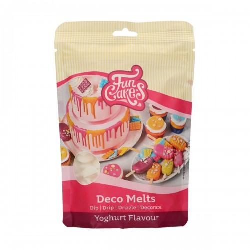 FunCakes Deco Melts -Joghurtgeschmack- 250g