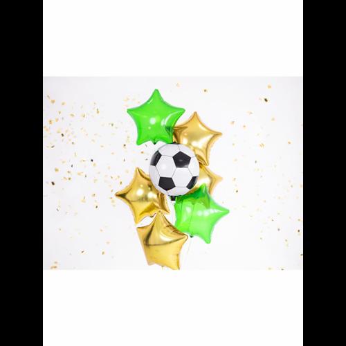 Kugelballon Fußball inkl. Helium