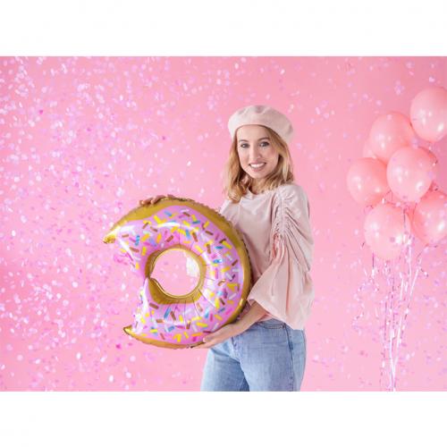 Ballon XL Donut nkl. Helium