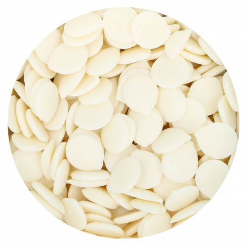 FunCakes Deco Melts -Extrem Weiß Ohne E171- 250g