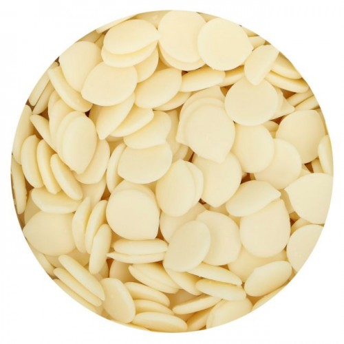 FunCakes Deco Melts -Weiß- 250g