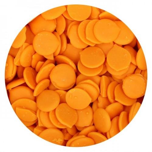 FunCakes Deko Melts -Orange- 250g