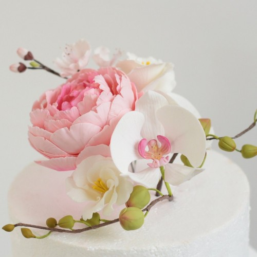 FunCakes Blütenpaste - Weiß 250g