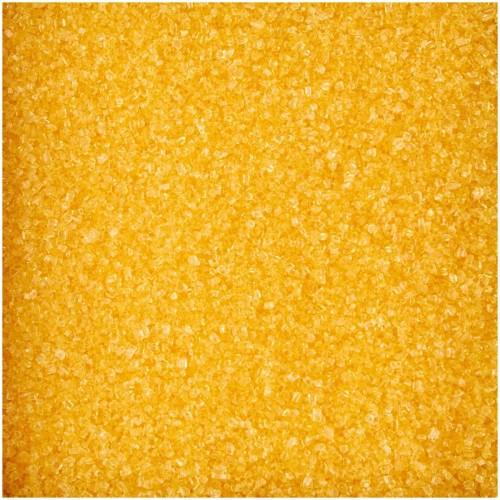 Wilton Sanding Sugar - Yellow 70g