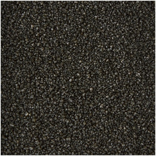 Wilton Sanding Sugar - Black 70g
