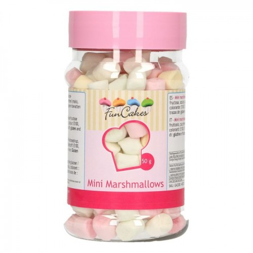 FunCakes Mini Marshmallows 50g