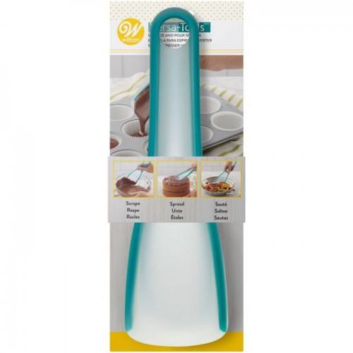 Wilton Versa-Tools Squeeze & Pour Spatula