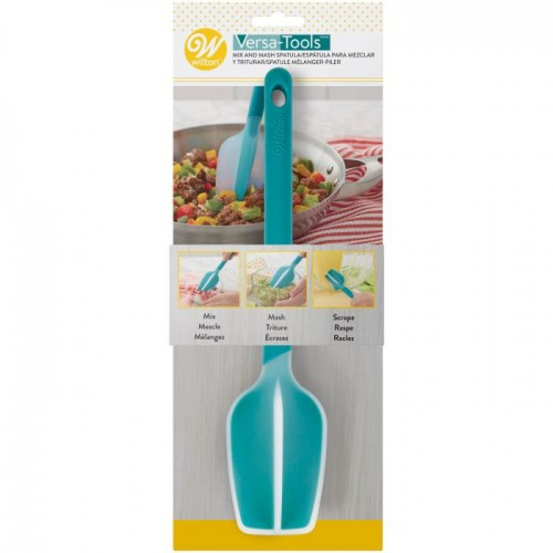 Wilton Versa-Tools Silicone Nylon Baking Whisk/Mixer