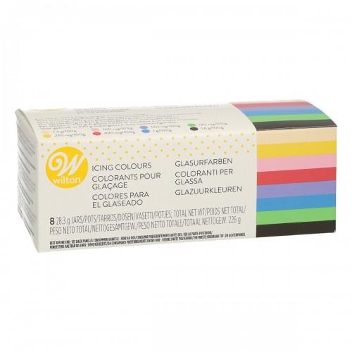 Wilton Icing Color - Color Kit 8 x 28g