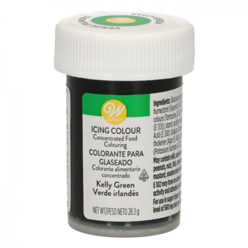 Wilton Icing Color - Kelly Green 28g