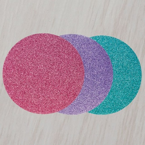 Wilton Cake Board Glitter Set 3er Pack - 30cm