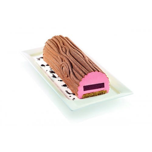 Silikomart 3D Silikon-Mat Magic Wood Mat 250x185 mm