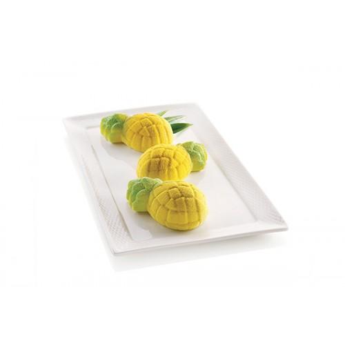 Silikomart 3D Silikon-Backform Mini Ananas