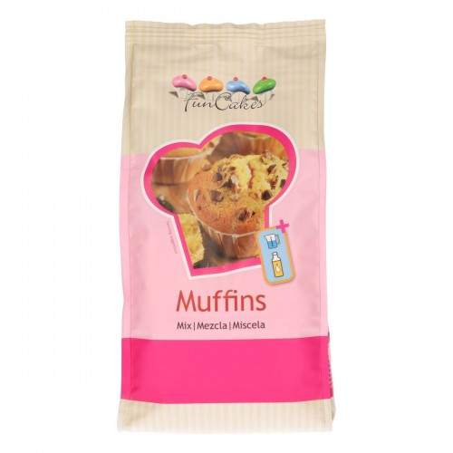 FunCakes Mix für Muffins1kg