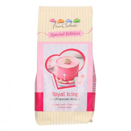 FunCakes Mix für Royal Icing 450g