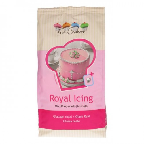 FunCakes Mix für Royal Icing 900g