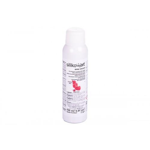 Silikomart Wonder Velvet Spray - Cherry Red 150 ml