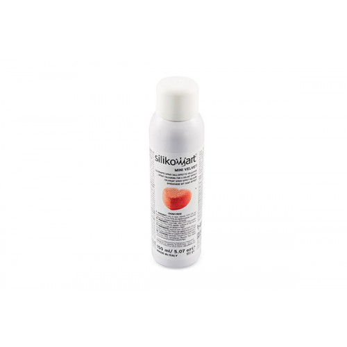 Silikomart Wonder Velvet Spray - Rot 150 ml