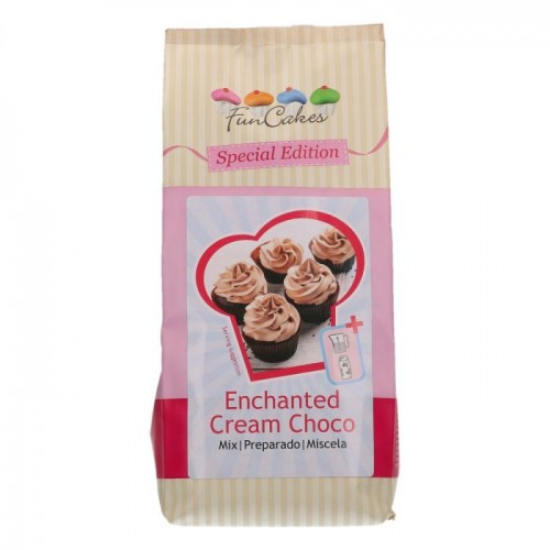 FunCakes Mix für Enchanted Cream Schoko 450g