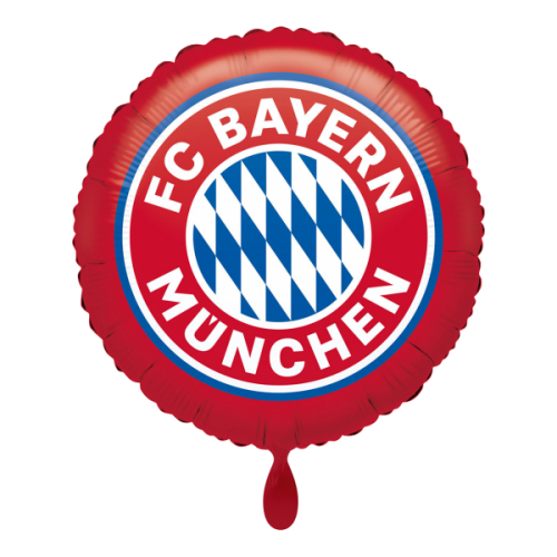 Ballon FC Bayern München  inkl. Helium