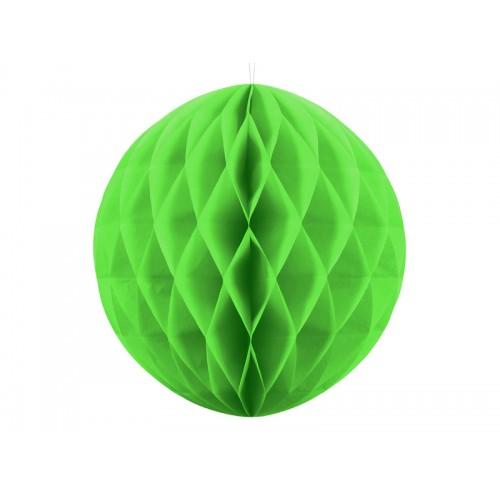 Wabenball - Ø 30cm - Grün