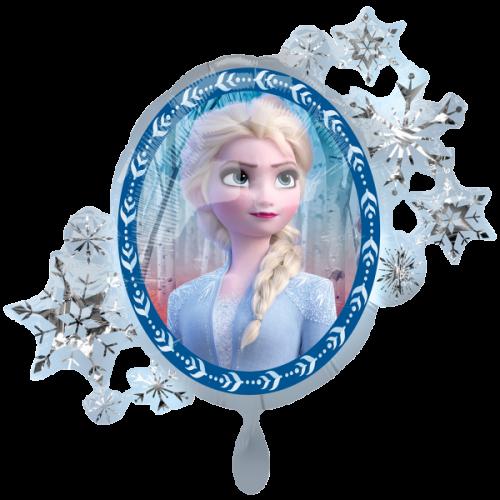 Ballon XXL Frozen inkl. Helium